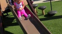 Outdoor playground family fun for kids video & nursery rhymes songs for children and babies-KHTfnt