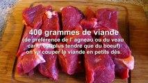 HARIRA Soupe marocaine - recette facile - Cuisine Marocaine