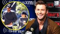 Chris Hemsworth Reveals Liam Hemsworth & Miley Cyrus Are Already Married