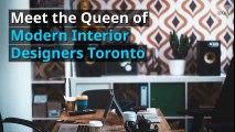 Interior Designers and Decorators Toronto