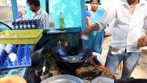 Egg noodles street food Egg noodles recipe by street food vendor