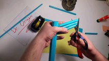 | DIY | How to make a paper Ghost Gun that shoots paper bullets-Toy WEAPONS By Dr. Origami