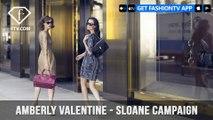 Amberly Valentine Sloane Street Fashion Campaign Behind-The-Scenes Photo Shoot | FashionTV | FTV