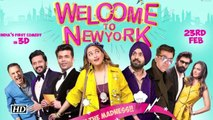 """Welcome To New York"" POSTER