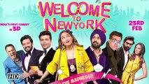 """Welcome To New York"" POSTER| Karan Johar, Diljit Dosanjh, Sonakshi Sinha"