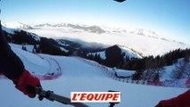 Adrénaline - VTT : Gros engagement sur neige pour Markus Stockl