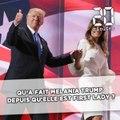Qu'a fait Melania Trump depuis qu'elle est First Lady ?