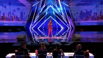 AMAZING ANGELICA HALE America's Got talent 2017 - All Auditions & Performances - Got Talent Global