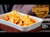 Batata frita - Batata chips - Batata chips caseira