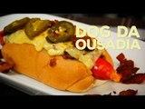 Hot dog - cachorro quente - chilli com carne