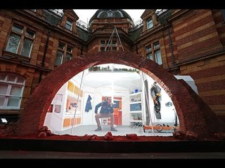 Life On Mars - First Show Home for the Red Planet Unveiled