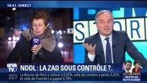 Notre-Dame-des-Landes: des gendarmes contrôlent et sécurisent la ZAD