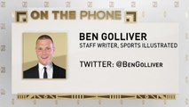 The Jim Rome Show: Ben Golliver talks Clippers vs. Rockets scuffle