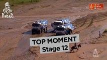 Top Moment - Étape 12 / Stage 12 (Fiambalá / Chilecito / San Juan) - Dakar 2018