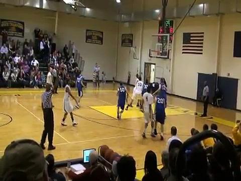 Seth Allen Basketball Highlights