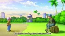 Dragon Ball Super -Trunks  Bambino VS Trunks del Futuro [SUB ITA]