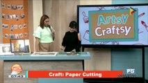 ARTSY CRAFTSY: Paper cutting