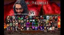 The Metal Kombat Experience Hotaru (Funny Clips from Metal Kombat - Hotaru Arcade Playthrough)