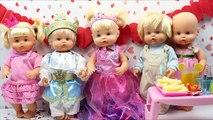 Baile Fin de Curso con las Bebés Nenuco Hermanitas Traviesas | Dani y Naia Rey y Reina del baile