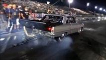 Doc Street Beast vs Brian Britt's Nitrous assassin at the Memphis Street Outlaws no prep