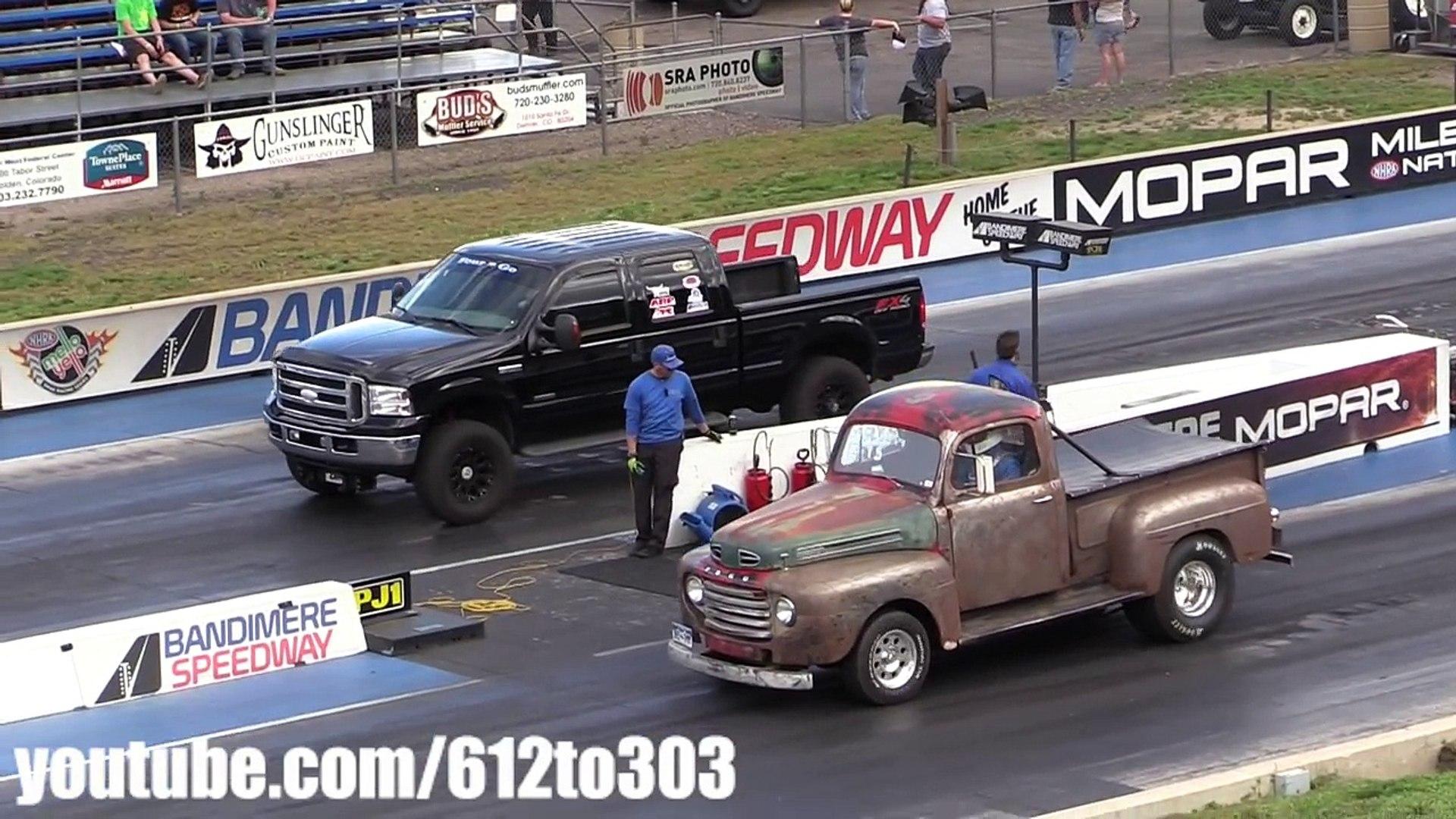 Diesel Drag Trucks Drag Racing Episode 2 Video Dailymotion