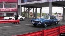 $1 Million Burnout ? Ultra Rare 427 L88 Corvette 1/4 Mile