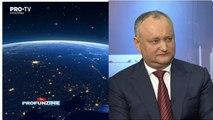 Igor Dodon comentează acuzaţiile lui Igor Grigoriev