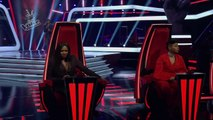"""Victor Thompson sings """"I knew You Were Trouble"""" _ Blind Auditions _ The Voice Nigeria Sea"""