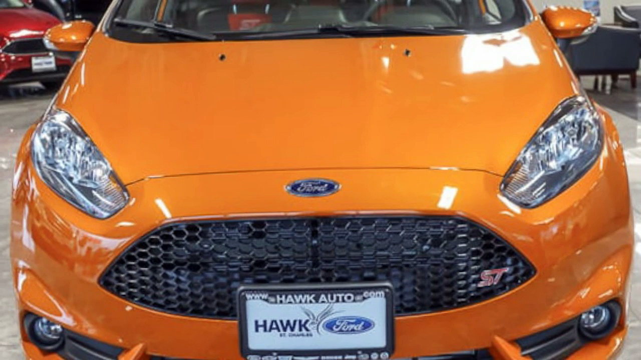 Ford Dealer – Hawk Ford of St. Charles