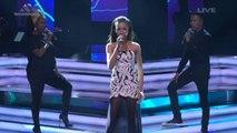 Viveeyan sings 'Wrecking Ball' _ Live Show _ The Voice Nigeria 2016-lu