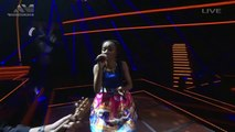 "Viveeyan sings ""Subway"" _ Live Show _ The Voice Nigeria 2016"