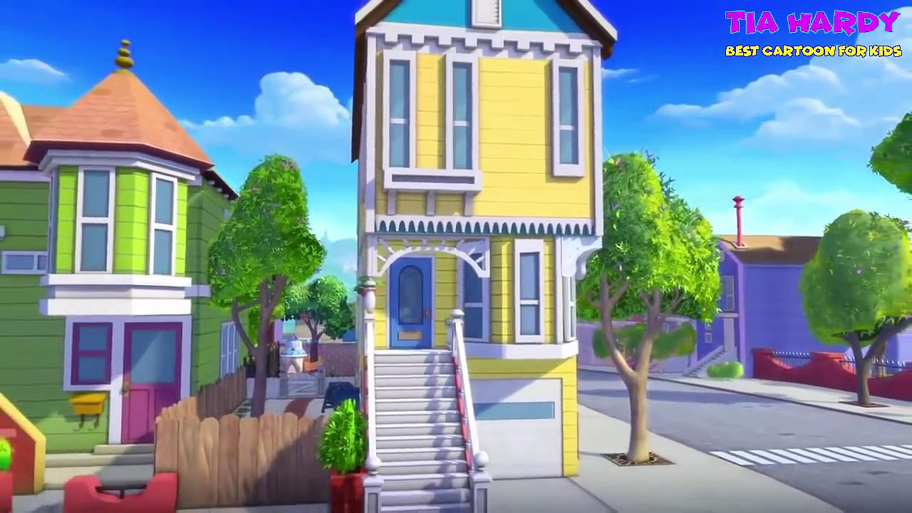 Puppy Dog Pals Memorable Moments Cartoon For Kids Episode 171 – Tia Hardy