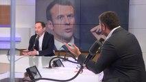 """Macron/Sarkozy """"Il y a des comparaisons qui tombent sous le sens"""" dit Benoît Hamon : """"J'observe que Nicolas Sarkozy défendait un certain nombre de choix. Et encore, je me demande s'il n'était pas plus doux sur certains sujets"""""""