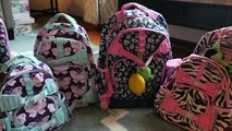 POTTERY BARN KIDS BACK PACK REVIEW! Small - Large - Mini   beingmommywithstyle