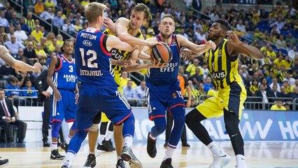 Game of the Week: Anadolu Efes - Fenerbahce