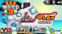 Moto X3M 3 - Ghost Rider Full Game 3 Stars Playthrough