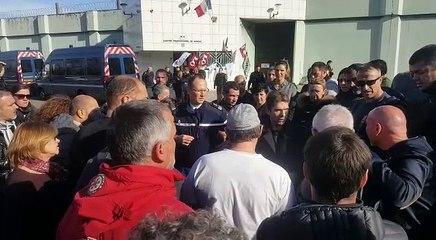 Vidéo. Agression à la prison de Borgo: les surveillants demandent le remplacement de tous les gardiens