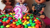 BABY ALIVE Learns to Potty Doll Livis Birthday Party + Livi sings a cute birthday song+Announcement