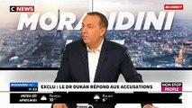 """EXCLU - Morandini Live: Le docteur Pierre Dukan répond aux accusations du reportage diffusé dans """"Complément d'enquête"""""""