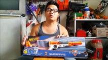 靖元NERF軍火庫 NERF 神射手步槍 Nerf N-Strike SharpFire Blaster