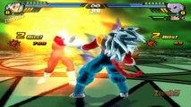 Gogeta SSJ4 and Vegito Ultra Instinct Fusion _ Gogetto VS Fusions _ DBZ Budokai Tenkaichi 3