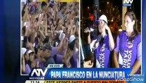 ATV NOTICIAS DEL PERU 18-01-2018 TODO SOBRE EL PAPA FRANCISCO EN PERU