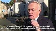 """NDDL : """"une décision tactique"""", selon Jean-Marc Ayrault"""