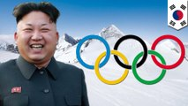 The Koreas are going to march under one flag at Winter Olympics