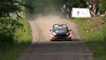 WRC - Neste Rally Finland 2017: Mads Østberg´s 50-METERS JUMP!