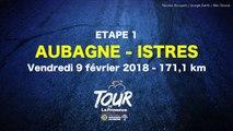Tour de La Provence : étape 1, Aubagne - Istres