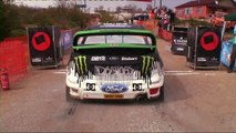 Ken Block's in-car highlights from Rally Turkey SS23 in the Monster Energy Ford Focus RS WRC