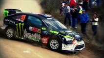 Ken Block's in-car highlights from Rally Mexico in the Monster Energy Ford Focus RS WRC
