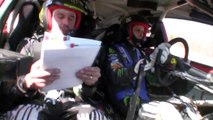 Monster World Rally Team's Ken Block wins the 100 Acre Wood Rally for 5th time.  Now in Ford Fiesta.