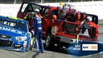 Monster Energy NASCAR Cup Series 2017. Pocono 400. Jimmie Johnson & Jamie McMurray Hard Crashes